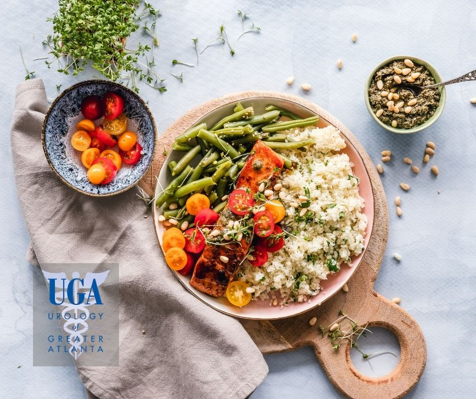 A meal full of nutrition for urinary tract health - Urology Of Greater Atlanta